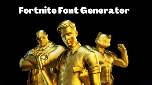 Read more about the article Fortnite Font Generator
