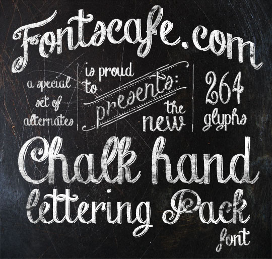 Download Fonts Cafe