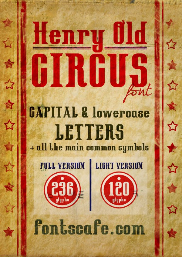 20+ Circus Font D Pictures and Ideas on Weric