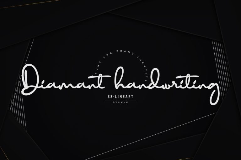 Preview image of Diamant Handwriting