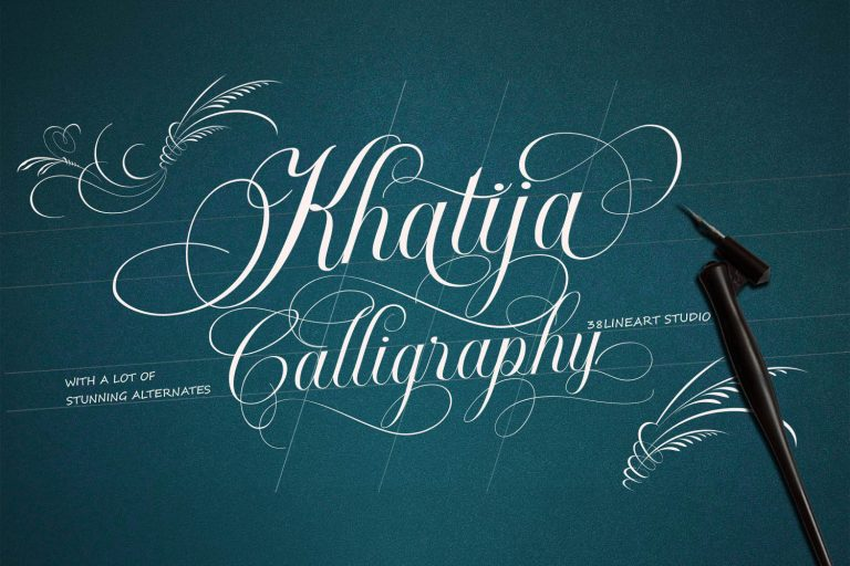Preview image of Khatija Calligraphy