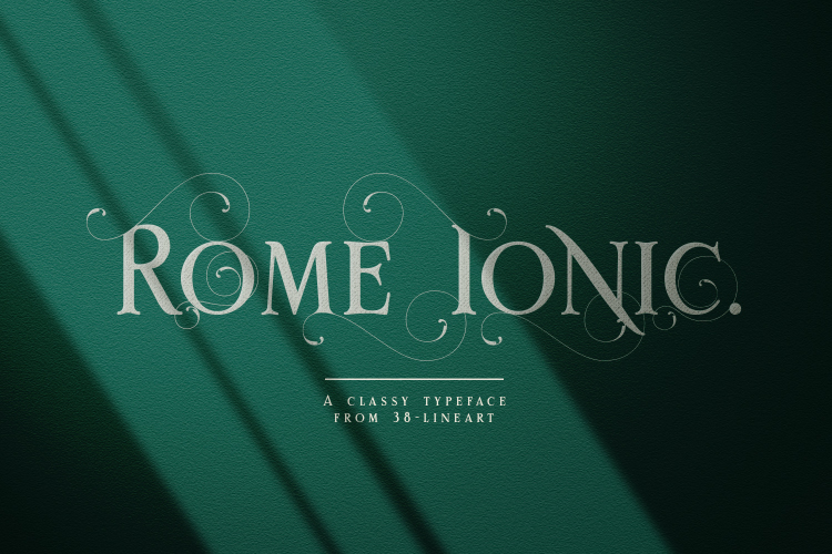 Preview image of Rome Ionic