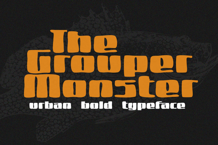 Preview image of Grouper Monster