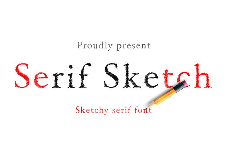 Preview image of Serif Sketch