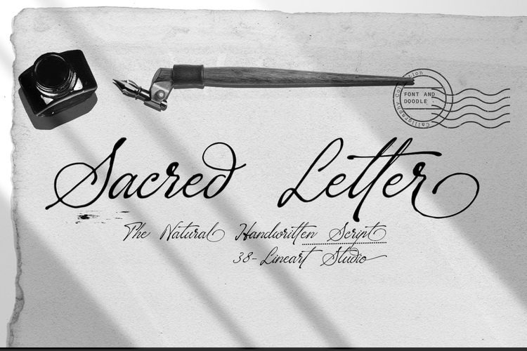 Preview image of Sacred Letter