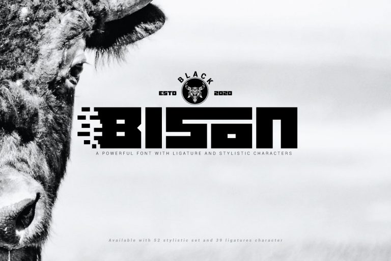 Preview image of Black Bison