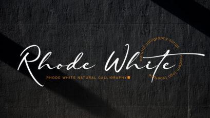 Rhode White