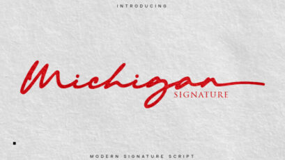 Michigan Signature