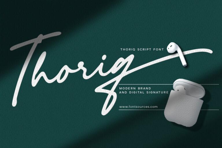 Thoriq