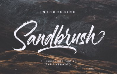 sandbrush