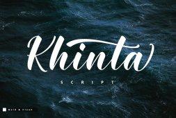 khinta-script