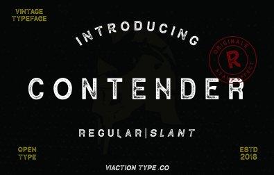 contender-vintage