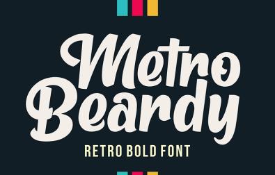 metro-beardy