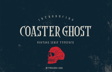 coaster-ghost