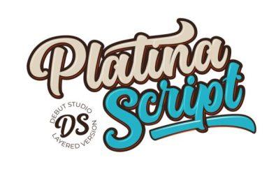 platina-script-layered