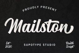 mailston-script