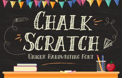 chalk-scratch