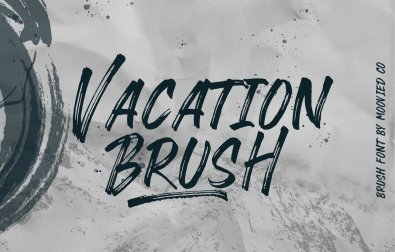 vacation-brush