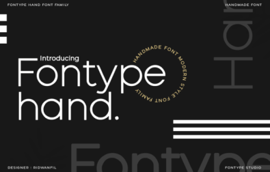 fontype-hand