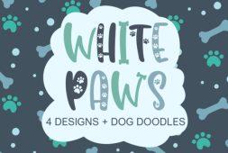 white-paws