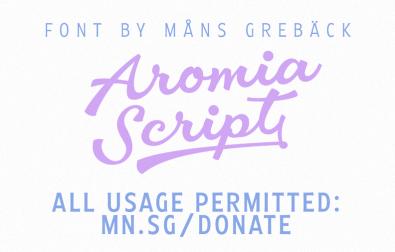 aromia-script