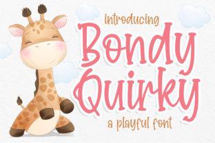 bondy-quirky