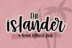 the-islander-font