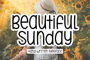 beautiful-sunday-font