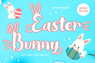 easter-bunny-font