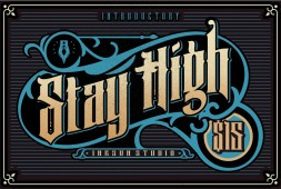 stay-high-font