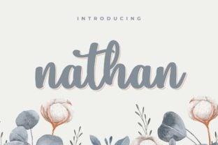 nathan-font
