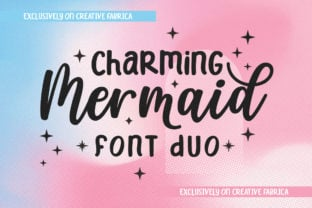 charming-mermaid-font