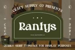 rantys-font