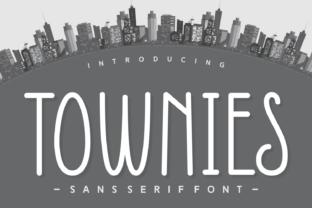 townies-font