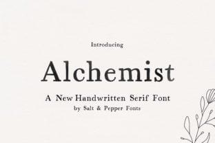 alchemist-font
