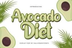 avocado-diet-font