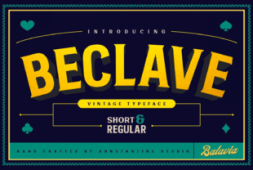 beclave-font