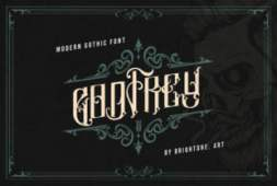 godfrey-font