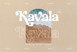 kavala-font