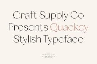 quackey-font