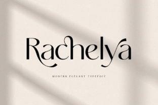 rachelya-font