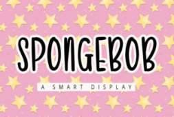 spongebob-font