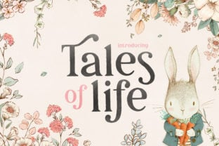 tales-of-life-duo-font
