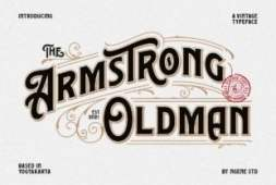 the-armstrong-oldman-font