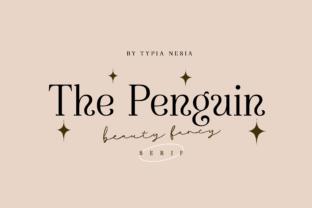 the-penguin-font