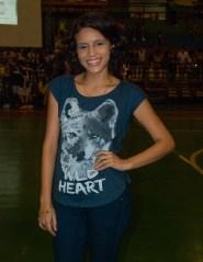 Amanda Manfredine. Foto: Jorge Ney Batista
