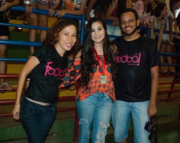 Equipe Foobá e Vencedora do Musa. Foto: Jorge Ney Batista