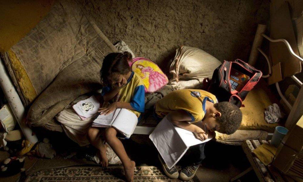 Extrema pobreza cresce e desigualdade atinge nível record no Brasil