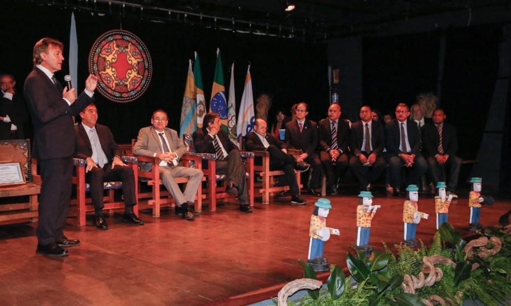 Maurício Cavalcante Filizola, recebe título de Cidadão Cratense