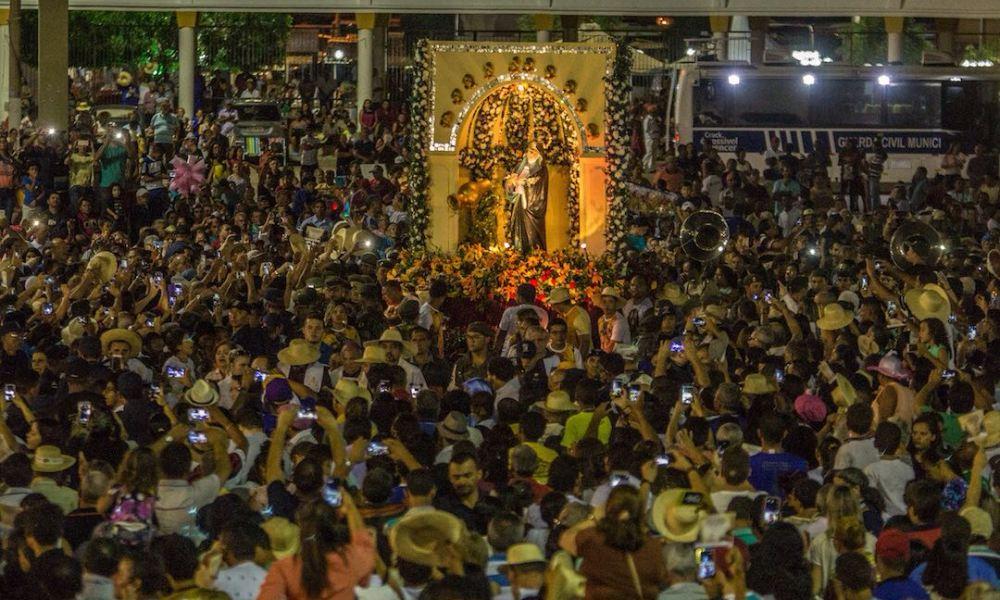 Procissão de Nossa Senhora da Dores altera trânsito no próximo domingo (15)